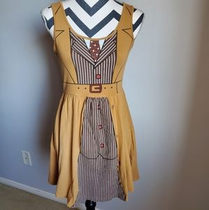 DR. WHO!! Cosplay dress